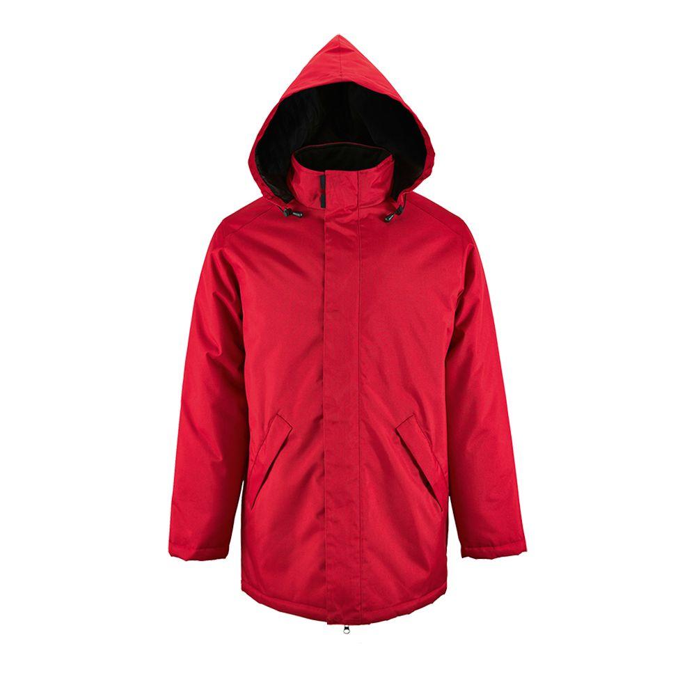 Куртка на стеганой подкладке ROBYN красная, размер L фото