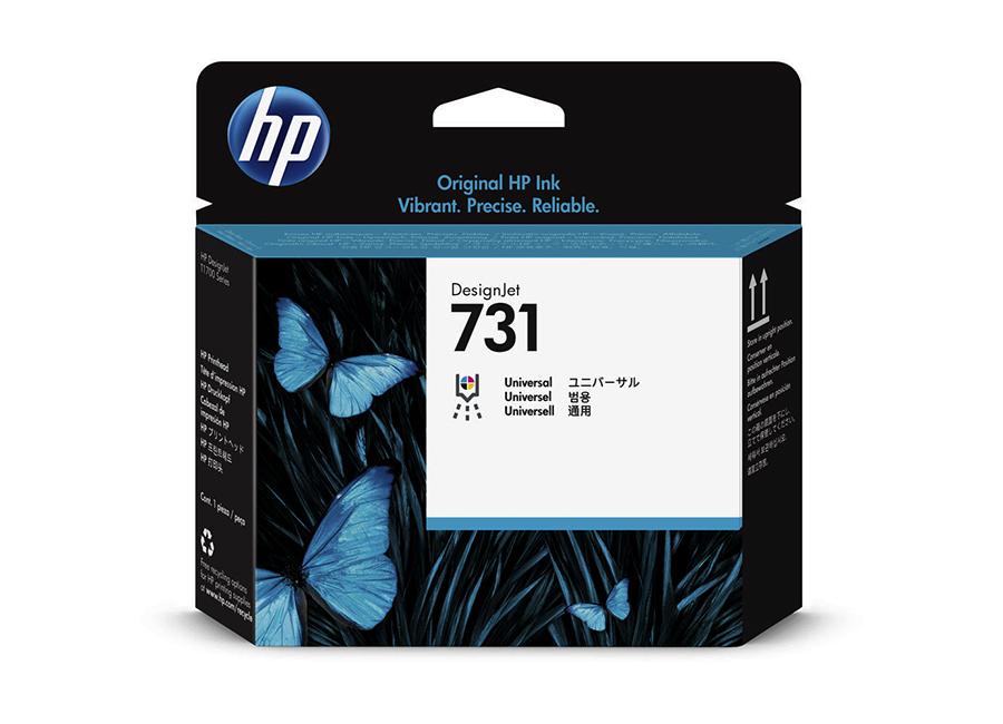 Фото - Печатающая головка HP 731 DesignJet (P2V27A) печатающая головка hp 731 designjet p2v27a