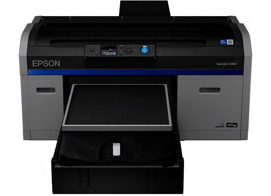 Фото - SureColor SC-F2100 (4C) (C11CF82301A1) малый столик для печати 254x305 мм для epson surecolor sc f2100 c12c933941