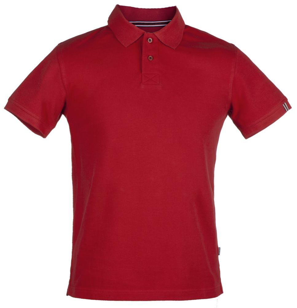 Рубашка поло мужская AVON, красная, размер S рубашка поло мужская sunset черная размер 4xl