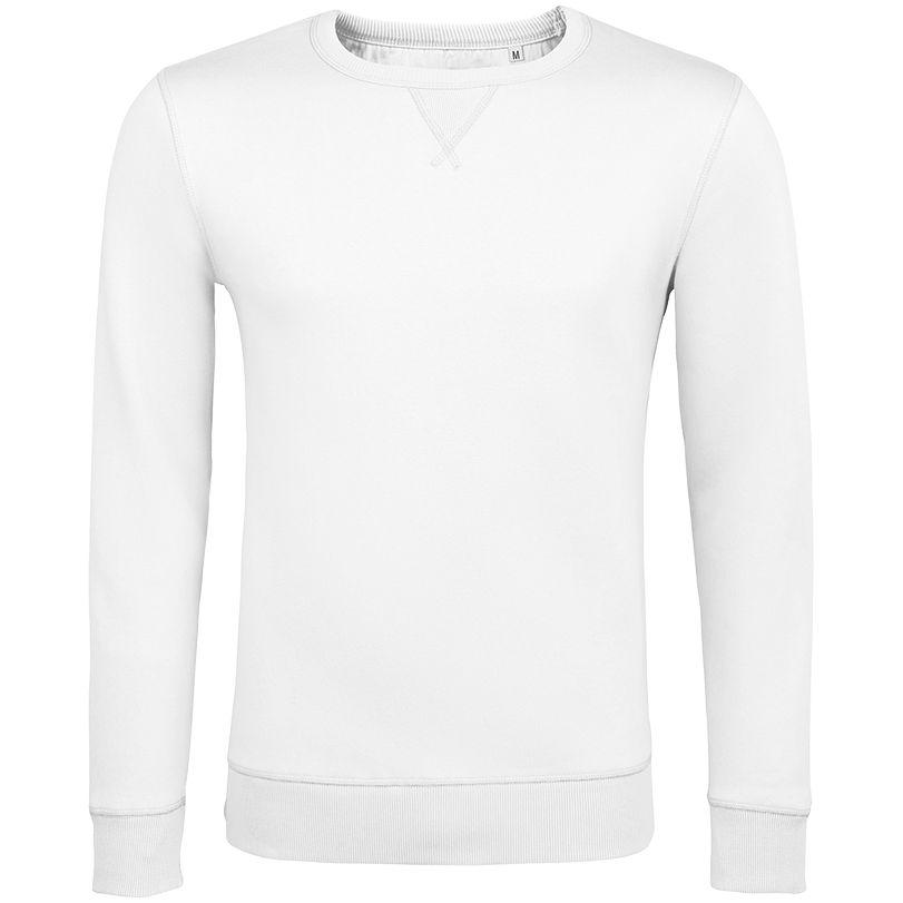 Толстовка унисекс SULLY белая, размер XL фото