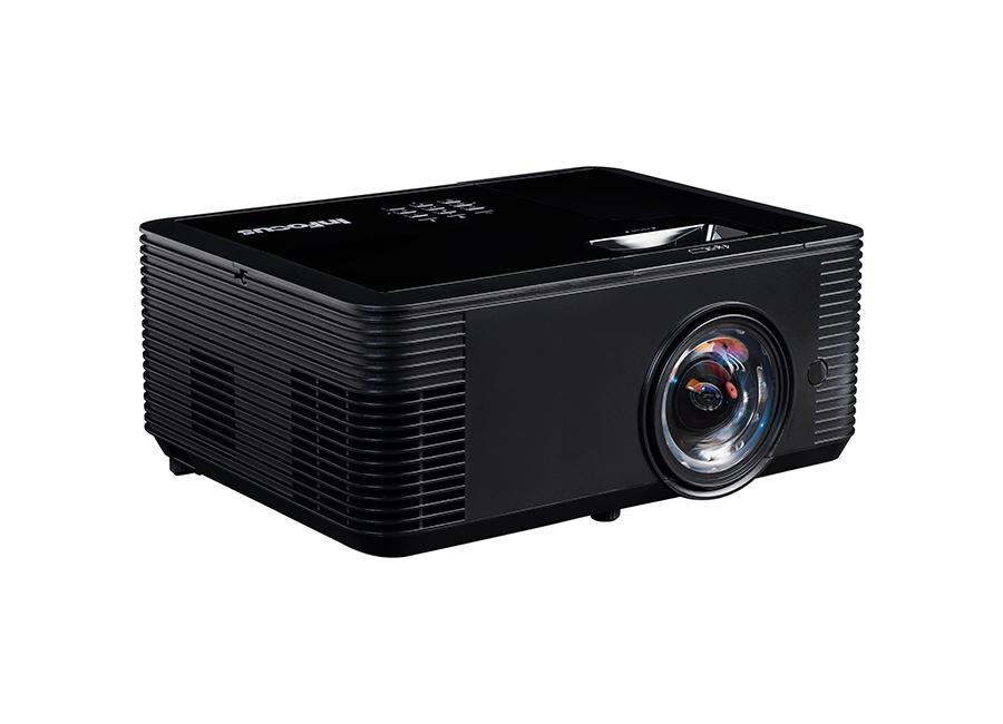 Фото - Infocus IN138HD мультимедийный проектор infocus in136st black dlp 1280 х 800 16 10 4000 lm 28500 1