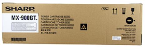 Тонер-картридж MX-900GT тонер картридж sharp sharp mx23gtba для mx 1810 2010 2310 3111 черный