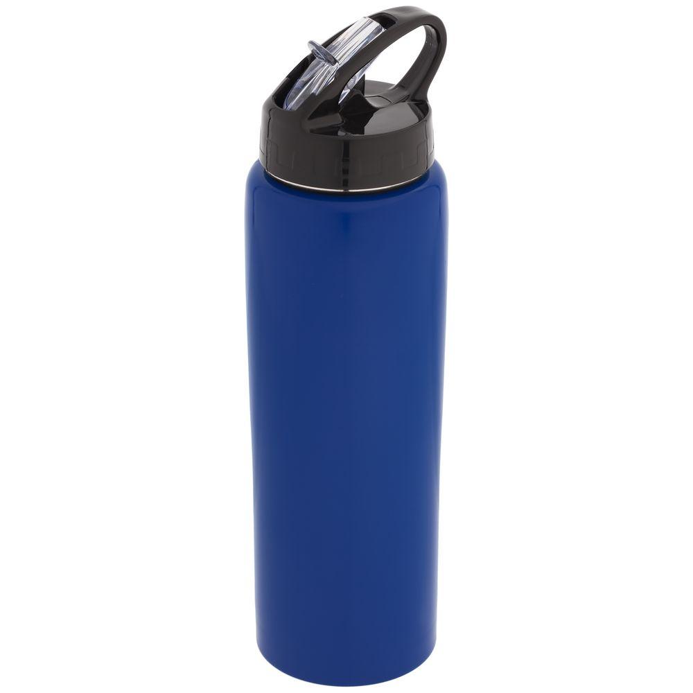 Спортивная бутылка Moist, синяя спортивная бутылка pinnacle sports красная