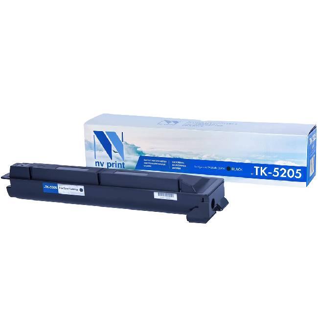 Фото - Картридж NV Print TK-5205K картридж nv print tk 5160c