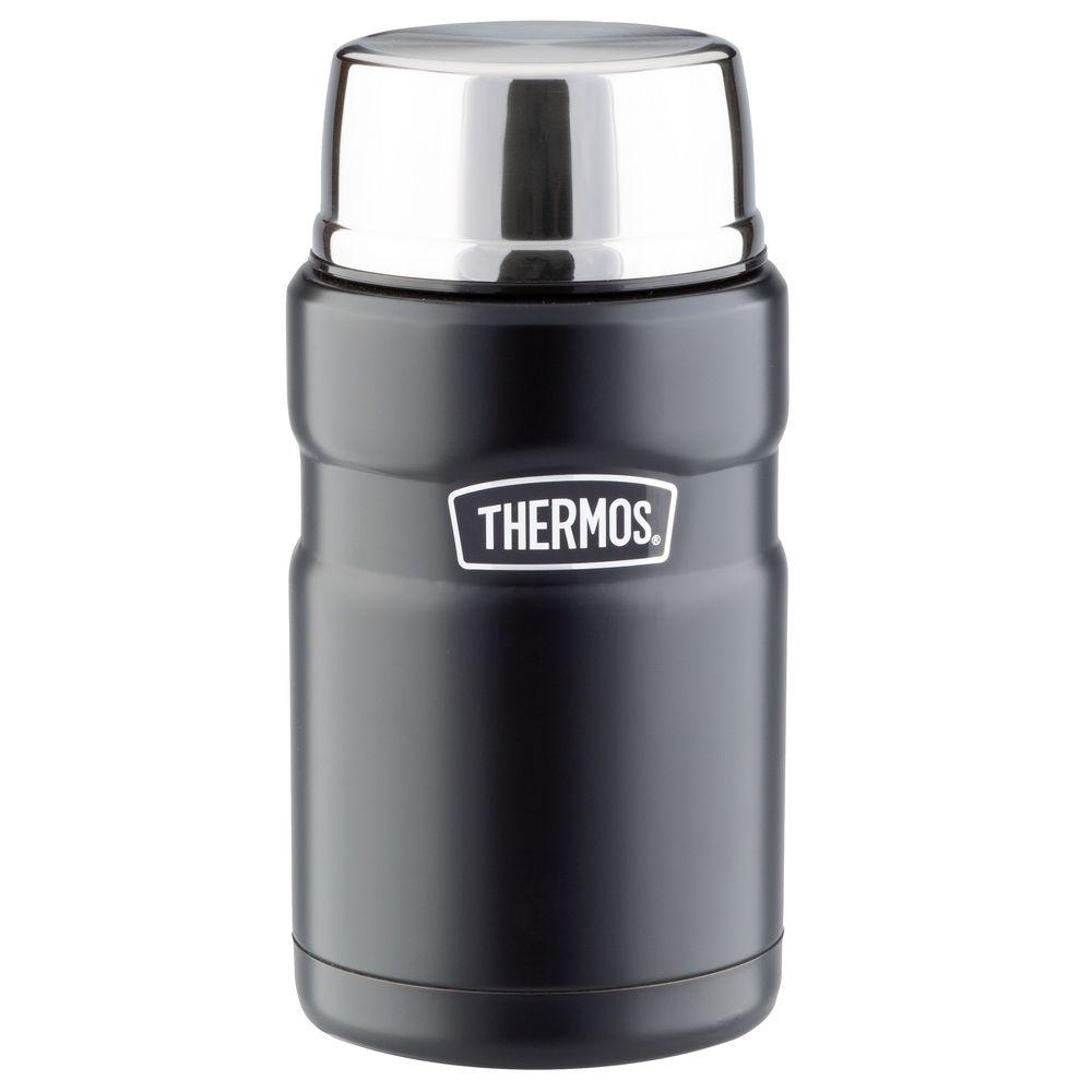 Термос для еды Thermos SK3020, черный термос thermos thermos sk3020 bk king food jar 0 71l черный 0 71л