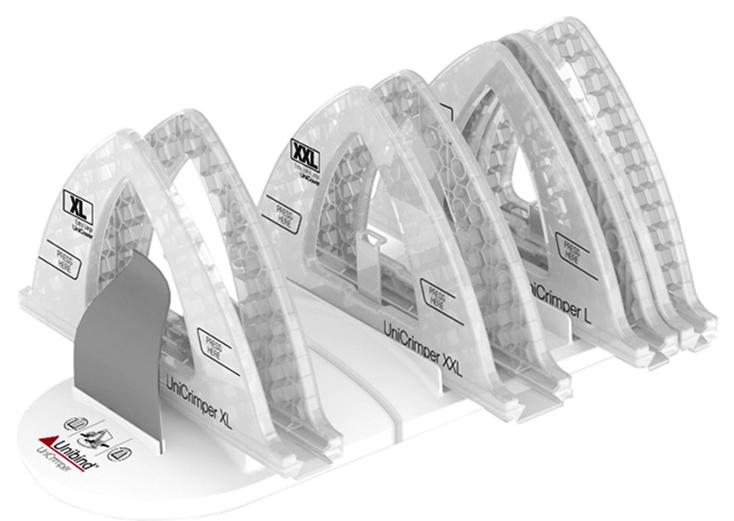 Фото - Дополнительный набор расширителей для Unibinder Unicrimper (размеры L,XL, XXL) держатель лазера для термопрессов schulze xxl xxl s xxl sx