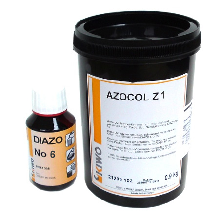 Универсальная фотоэмульсия Azocol Z1 (0.9 кг) free shipping 5pcs lot tsumv59xes z1 tsumv59xes new original