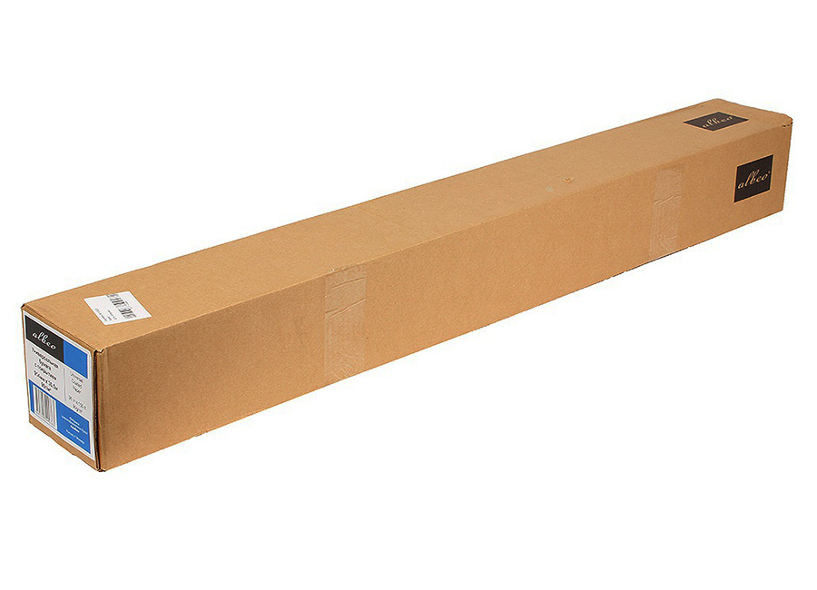 Фото - Albeo InkJet Coated Paper-Universal 1.067х30.5 м., 90 г/кв.м (W90-42) albeo inkjet coated paper universal 120 г м2 0 914x30 5 м 50 8 мм w120 36