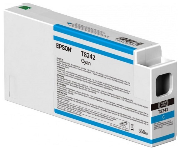 Epson T8242 Cyan 350 мл (C13T824200) 350 automatic