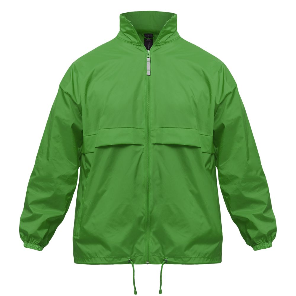 Ветровка Sirocco зеленое яблоко, размер L