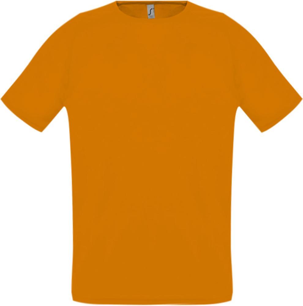Футболка унисекс SPORTY 140 оранжевый неон, размер XXS футболка унисекс sporty 140 красная размер xxs