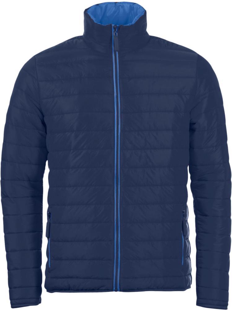 домашний комплект мужской vienetta s secret первый брюки кофта цвет темно синий 703003 0000 размер m 46 Пуховик легкий мужской RIDE MEN темно-синий, размер M