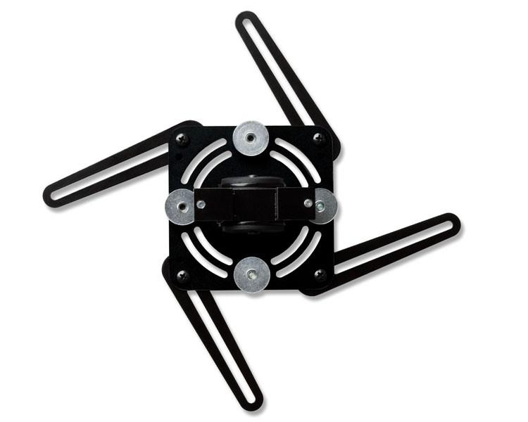 Крепление для короткофокусных проекторов Projector ShortThrow UniSlide Black