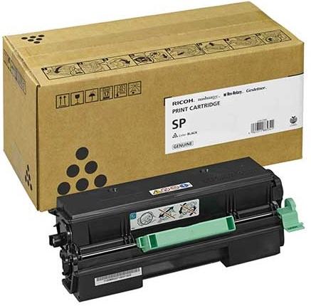 Ricoh Print Cartridge черный SP 400HE ботфорты женские lk collection цвет черный sp ac1202 1 размер 36