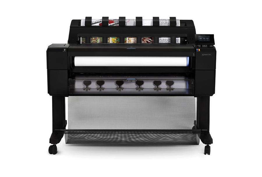 Фото - HP DesignJet T2530ps 36 (L2Y26A) плоттер hp designjet t520 36in e printer