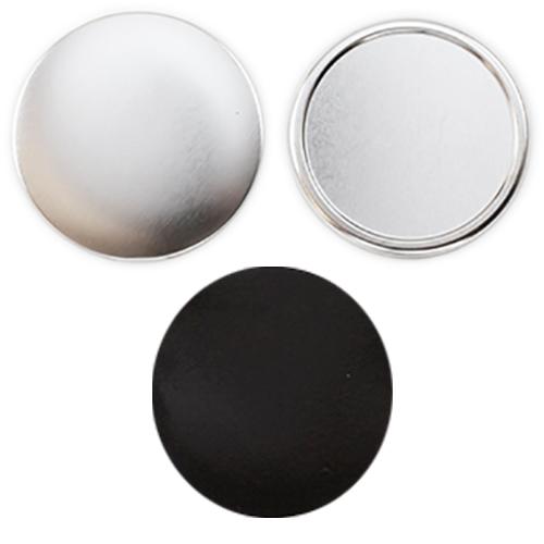Фото - Заготовки для значков d58 мм, магнит, 100 шт заготовки для значков d58 мм брелок зеркало 100 шт