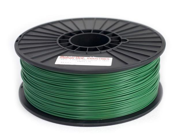 Пластик ABS зеленый dayocra травянисто зеленый