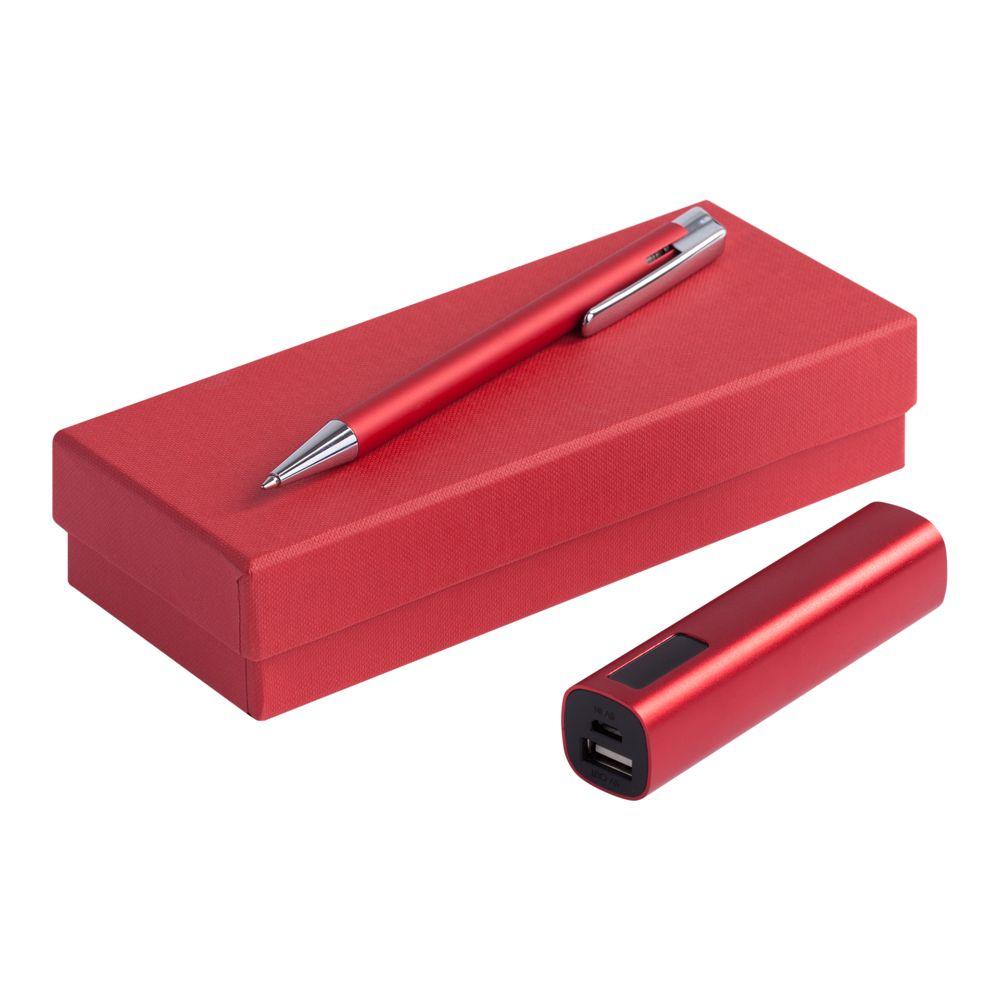 Набор Snooper: аккумулятор и ручка, красный mojipower аккумулятор mojipower heart