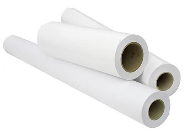 Бумага для САПР и ГИС матовая с роллом 50.8 мм, 90 г/м2, 0.914x45 м сантехника 2 гис