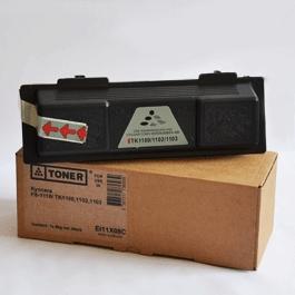 Тонер-картридж TK-1100 + Chip тонер картридж tk 170 chip