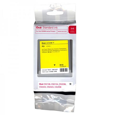 Фото - Oce IJC236 Yellow 130 мл (1832B003) блокнот moleskine молескин classic soft large 130 210мм 192стр линейка мягкая обложка фиксирующая резинка гол