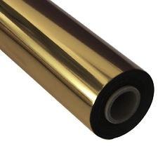 Фото - Фольга для горячего тиснения HX507 Gold 101 (100мм) фольга для горячего тиснения gold 105 640мм