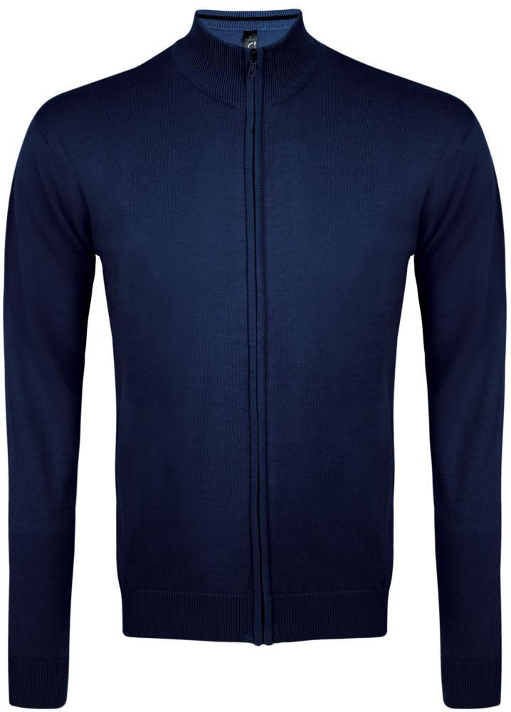 Фото - Свитер мужской GORDON MEN темно-синий, размер M свитер мужской gordon men серый размер xxl