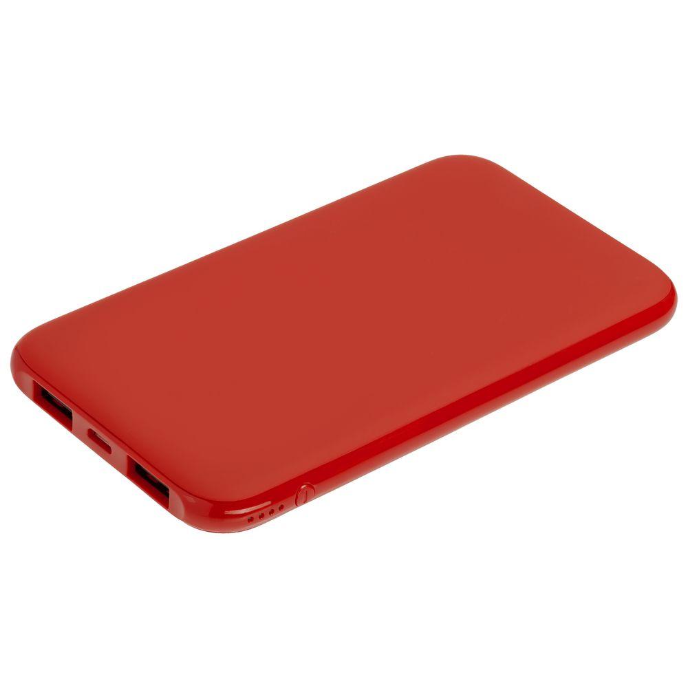 Фото - Внешний аккумулятор Uniscend Half Day Compact 5000 мAч, красный внешний аккумулятор uniscend all day compact 10000 мaч белый