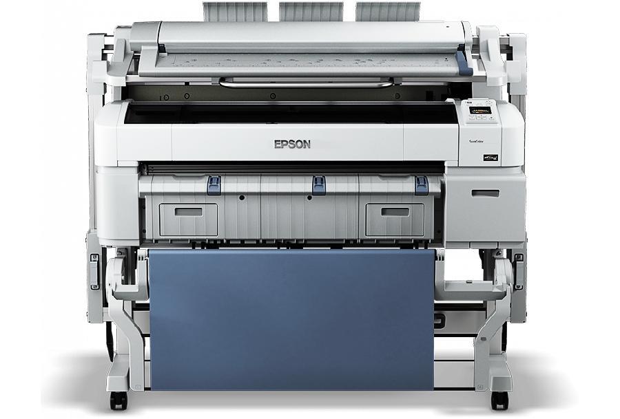 Фото - Epson SureColor SC-T5200D (C11CD40301A0) epson surecolor sc t5200d mfp c11cd40301a1