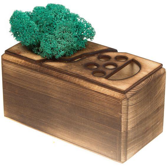 Органайзер GreenOffice, малый, бирюзовый