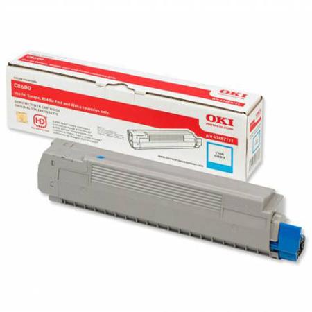 Тонер-картридж TONER-C801/C821-M-NEU (44643002 / 44643006)