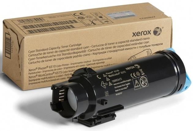 Тонер-картридж 106R03481 картридж xerox 106r03481 голубой cyan 1000 стр для xerox p6510 wc6515