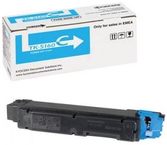 Тонер-картридж TK-5160C (1T02NTCNL0)