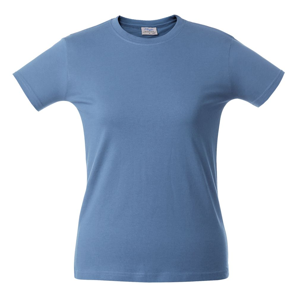 футболка женская heavy lady бордовая размер xs Футболка женская HEAVY LADY голубая, размер M