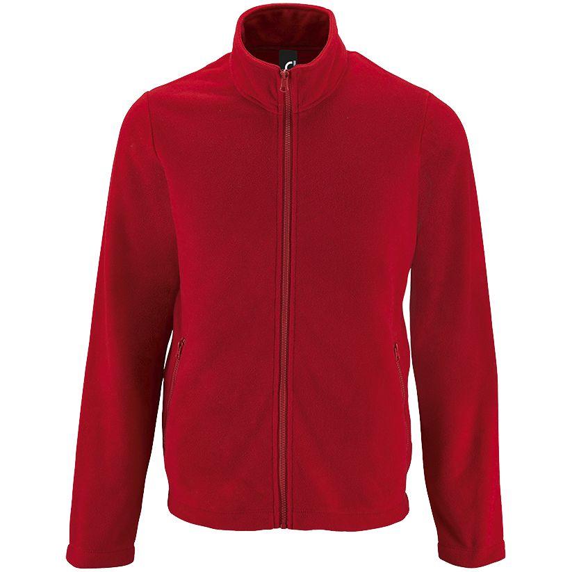 Куртка мужская NORMAN красная, размер L