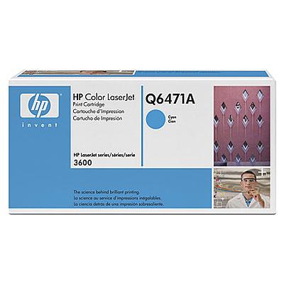 Фото - Тонер-картридж HP Q6471A тонер картридж hp c4193a
