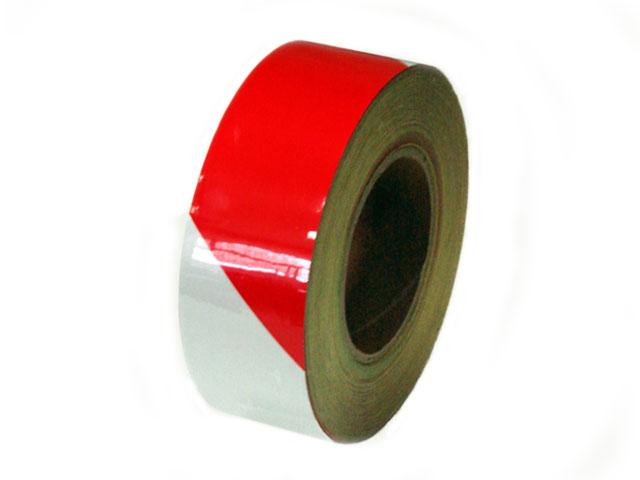 Фото - RF4550 для столбиков ограждения, бело-красная 0.05x45.7 м браслет яшма красная 6 мм 16 cм биж сплав