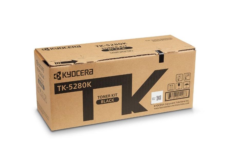 Тонер-картридж TK-5280K для P6235cdn/M6235cidn/M6635cidn