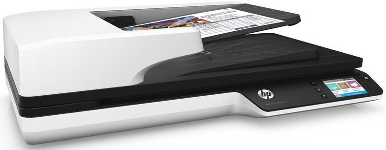 цены на HP ScanJet Pro 4500 fn1 (L2749A)  в интернет-магазинах