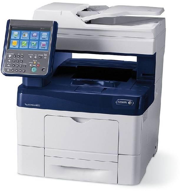 МФУ Xerox WorkCentre 6655iX + Russian NatKit фото