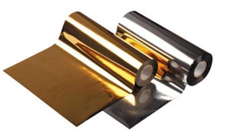 Фото - Фольга для горячего тиснения (175мм), серебряная фольга для горячего тиснения gold 105 640мм
