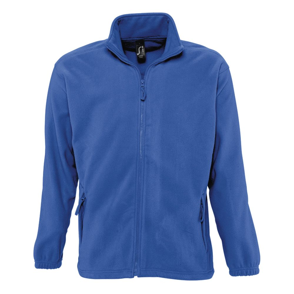Фото - Куртка мужская North, ярко-синяя (royal), размер L куртка софтшелл мужская race men ярко синяя royal размер l