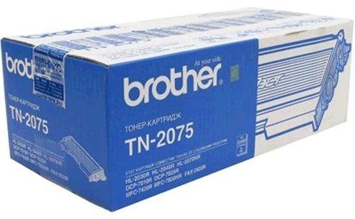 Тонер-картридж TN-2075 картридж cactus tn 2075 cs tn2075