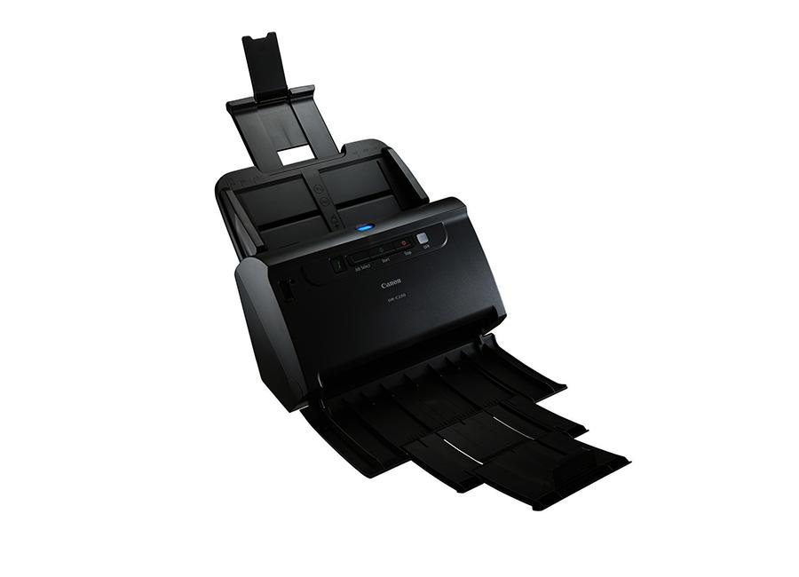 Фото - Canon imageFORMULA DR-C230 (2646C003) сканер canon imageformula dr c225 ii 3258c003 а4 апд 30 листов 25 стр мин ежедневный объем 1500 листов 3 year warranty