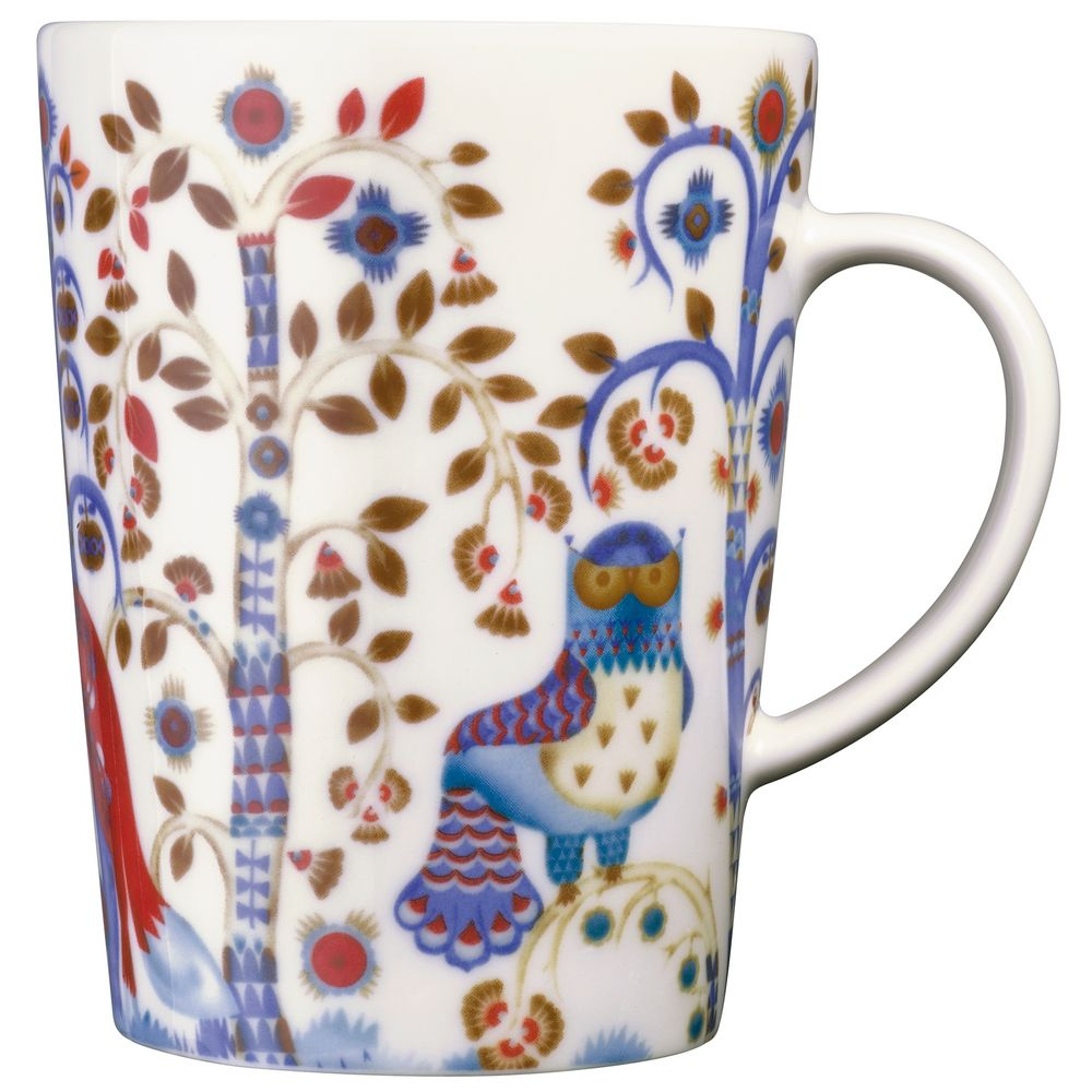 Чашка чайная Taika, белая