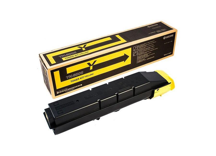 Тонер-картридж TK-8505Y цена