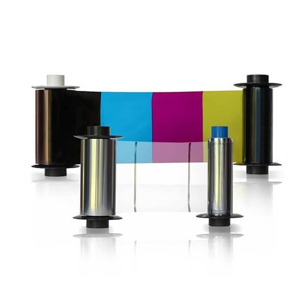 Фото - Полноцветная лента HE1000YMCK для принтеров Ultima лента для цветной печати на 200 отпечатков для принтеров magicard 300