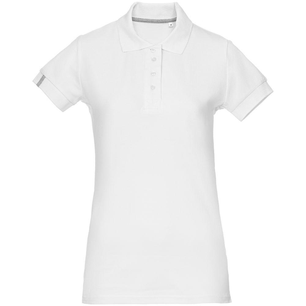 Фото - Рубашка поло женская Virma Premium Lady, белая, размер XL рубашка поло женская virma lady белая размер xl