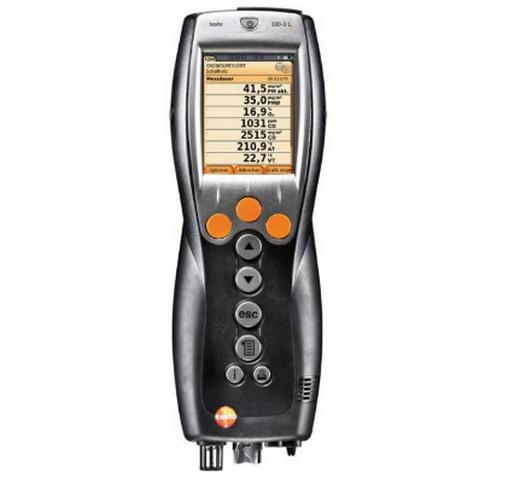 Анализатор дымовых газов 330-1 LL NOx с цветным дисплеем цена